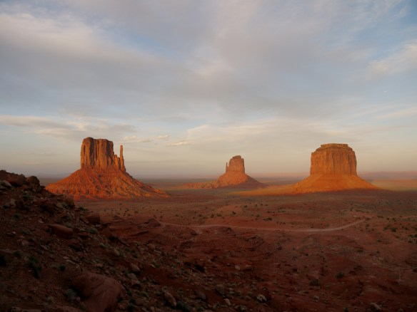 Monument Valley - avril 2013