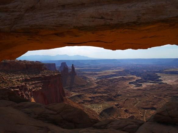 Canyonlands NP, Mesa arch