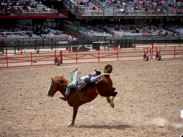 Rodeo Cheyenne Frontier Days, Wyoming