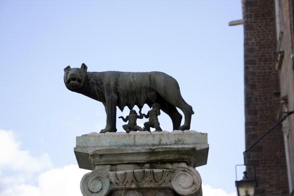 Rome, louve
