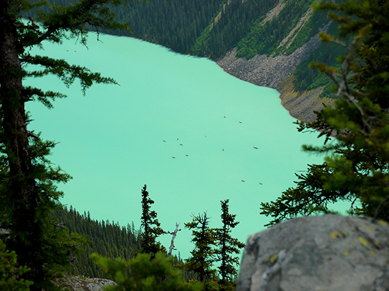 Big Beehive, Banff, Lake Louise