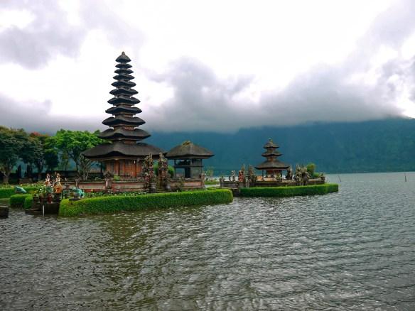 Pura Ulun Danu, lac Bratan, Bali