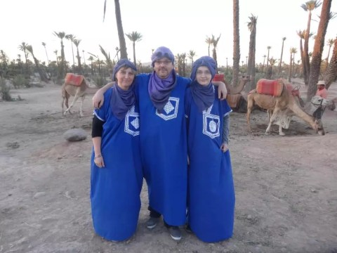 La Famille Nomade au Maroc