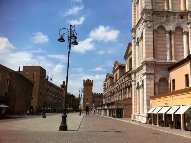 Un samedi à Ferrara