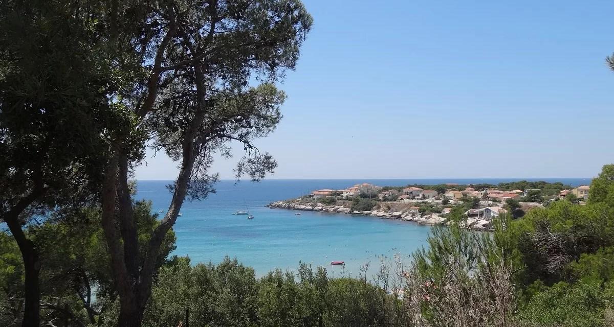 La Côte bleue : Le village de La Couronne