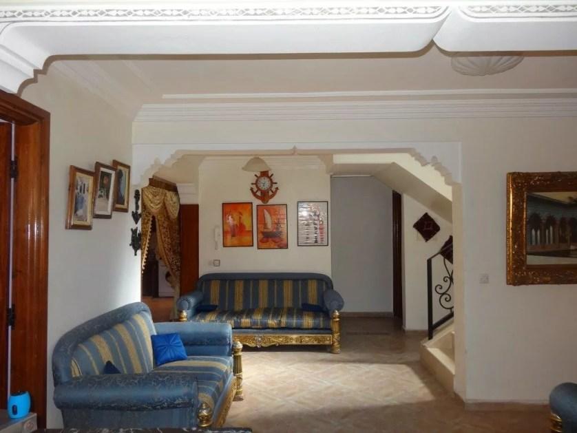 Se loger en Airbnb à Marrakech-Famille nomade digitale