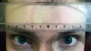 mesure puillaire Logan