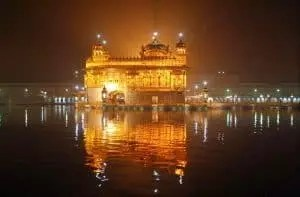 anritsar golden temple