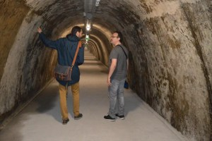 Tunnel Grič