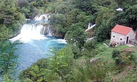 Découvrir Le Parc National De Krka