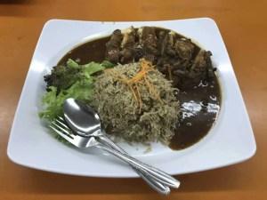 bilan singapour nourriture