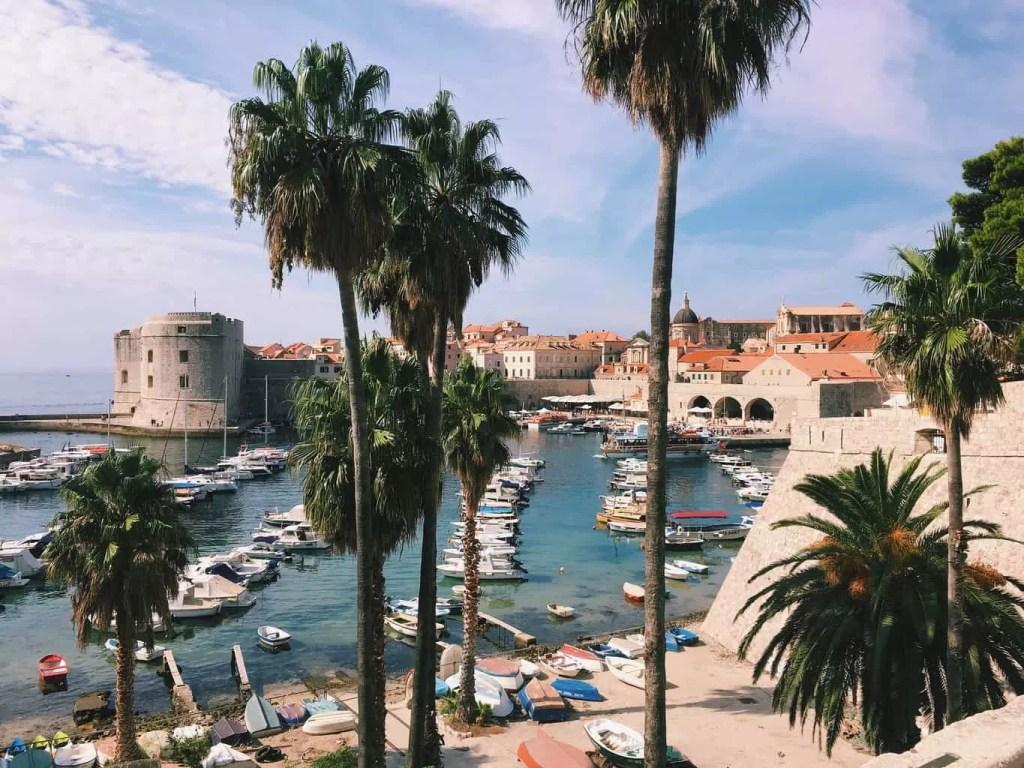visa pour travailler à distance en Croatie - Dubrovnik