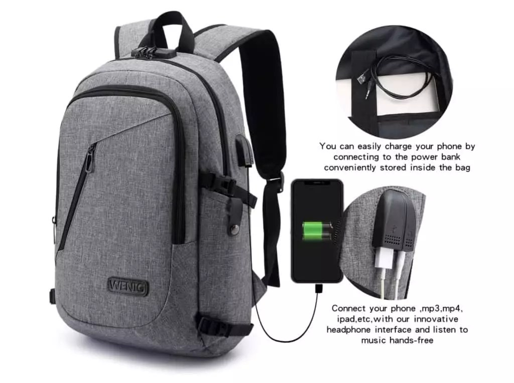 equipement pour nomad digital - sac a dos