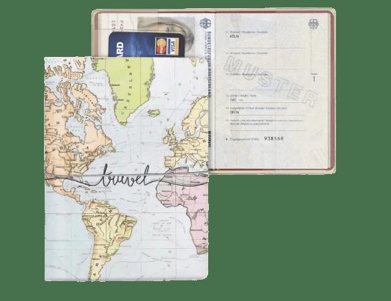 equipement indispensable pour digital nomad pochette pour passeport