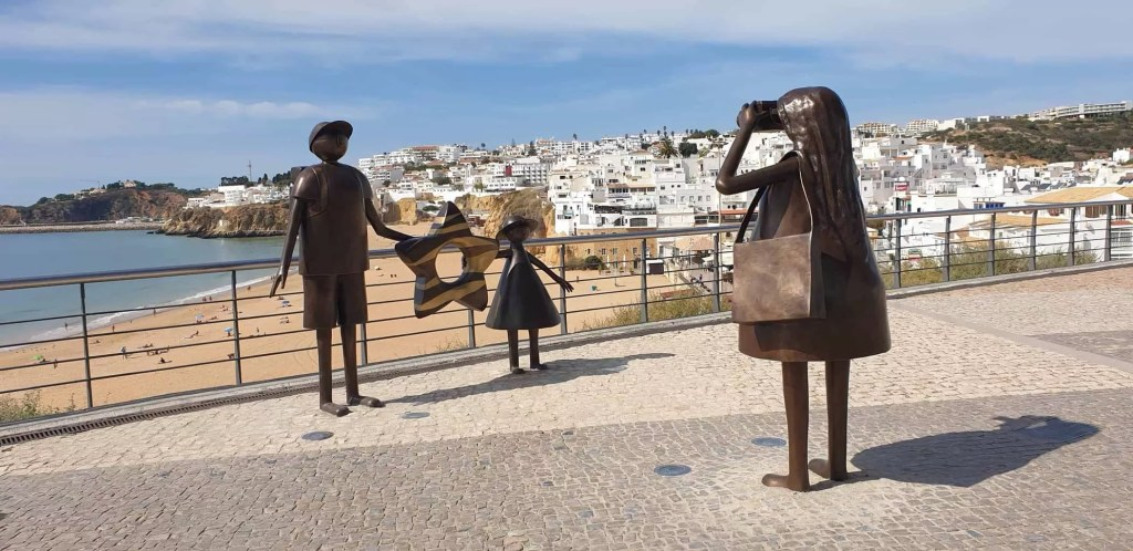 Famille Nomade Digitale bilan 2020 - Albufeira- Portugal