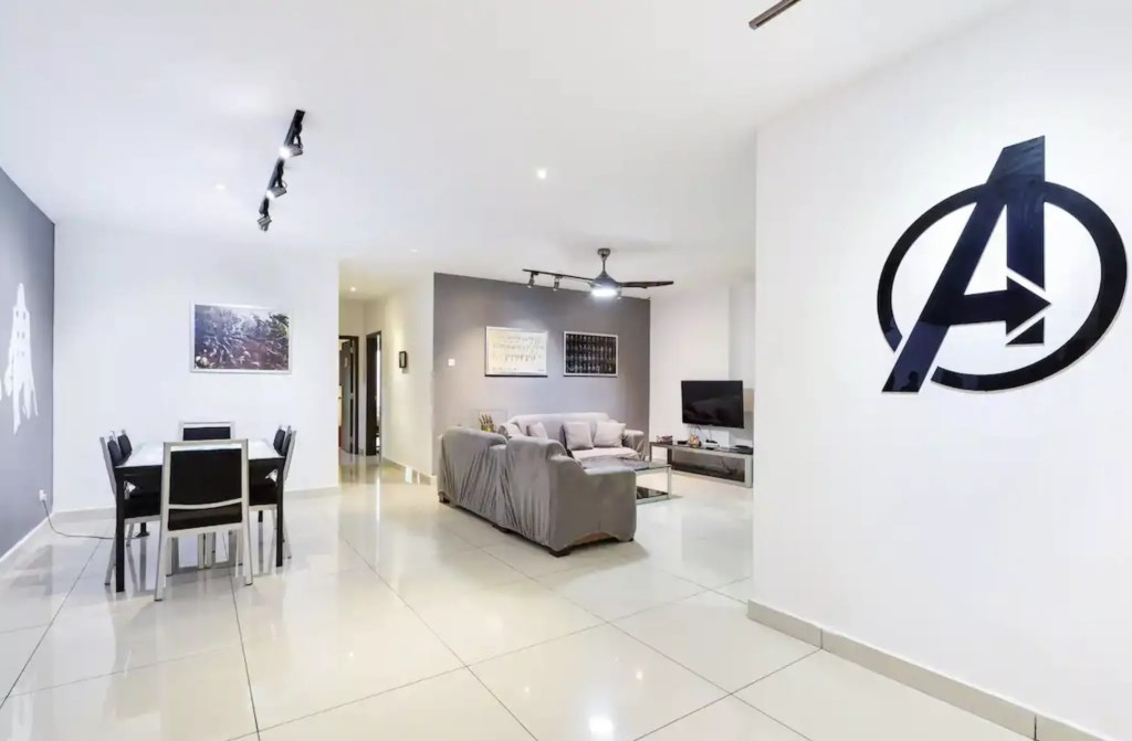 Airbnb johor bahru