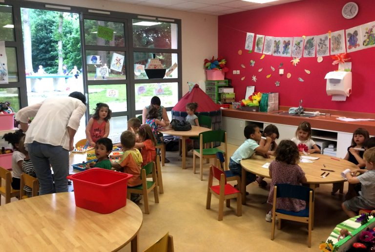 ALSH MONTS BEAUMER salle maternelle 2