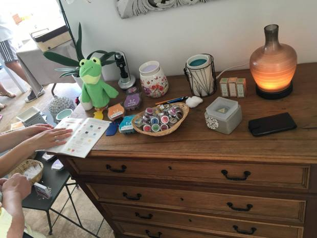 stand scentsy 2