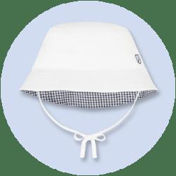 indispensables bébé pour l'été chapeau Jacadi