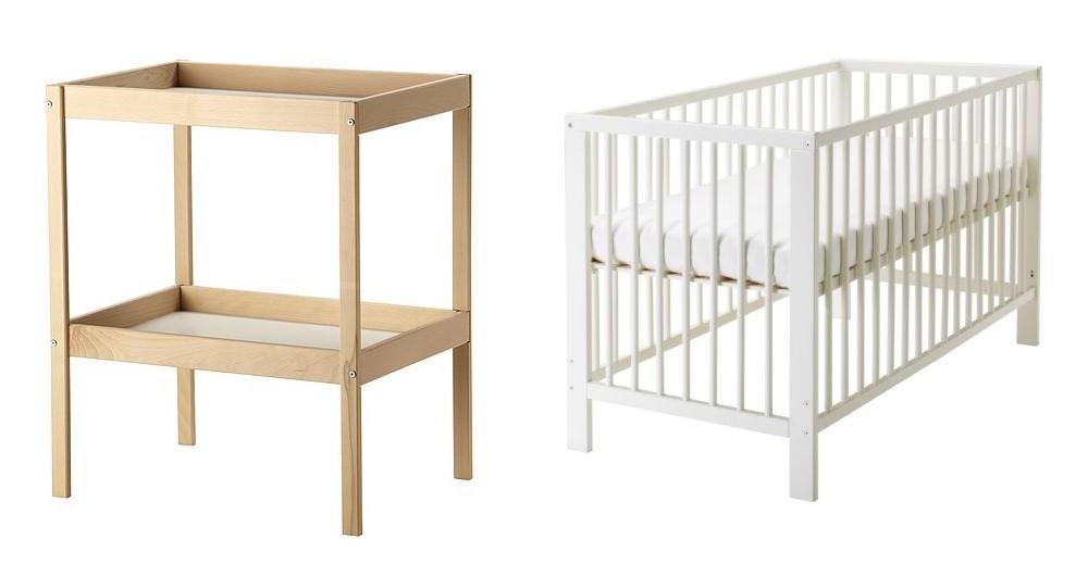 choisir la chambre de bébé
