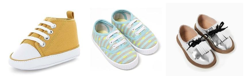 chaussures nouveau né