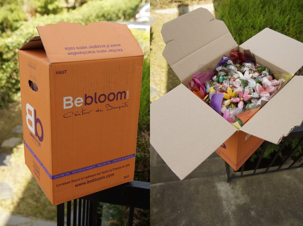be bloom bouquet gourmand