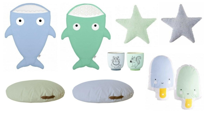 bleu vert pastel pour la chambre de bébér