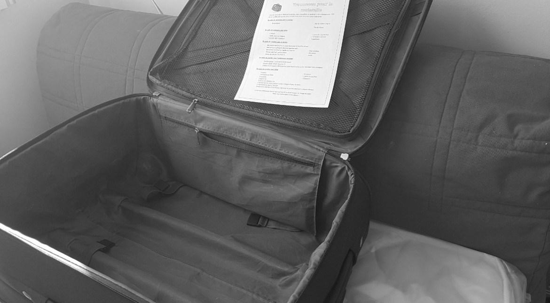 valise maternité jumeaux