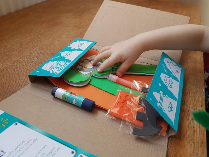 toucanbox activités créatives enfant