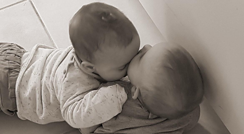 9 mois jumeaux