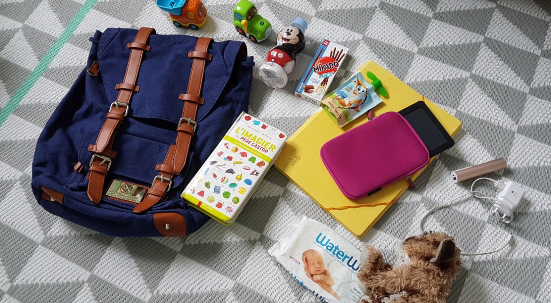 sac maman organisée sac à dos gaston luga