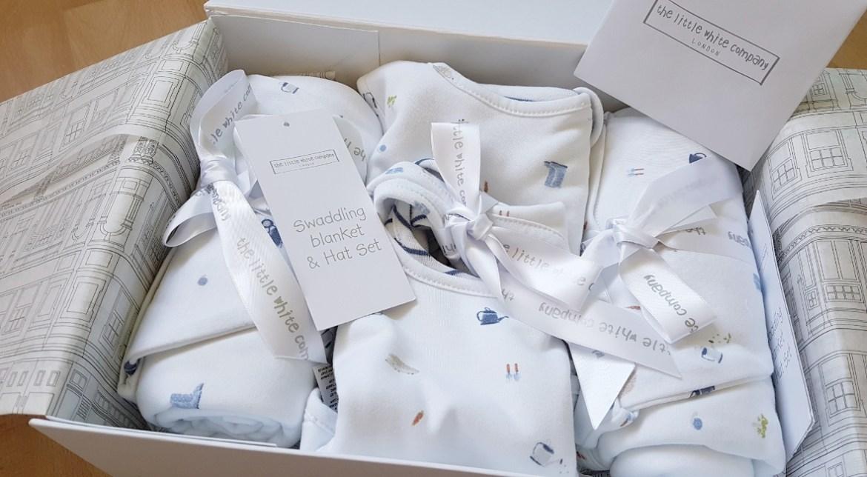 the little white company cadeau de naissance