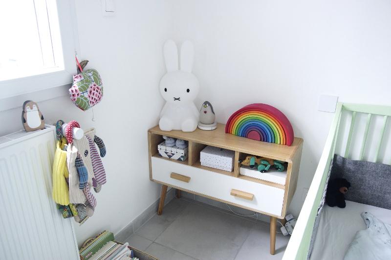 décoration chambre bébés jumeaux