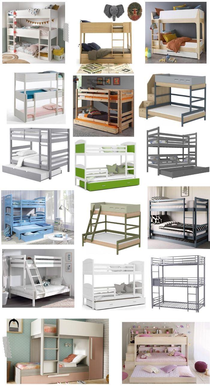 quel lit superposé 3 places choisir sélection