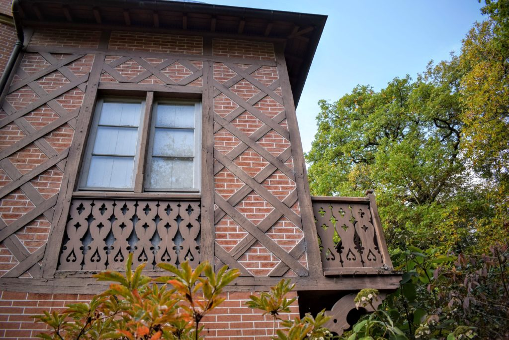 La maison de Chateaubriand