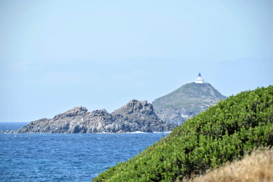 Les îles Sanguinaires d'Ajaccio