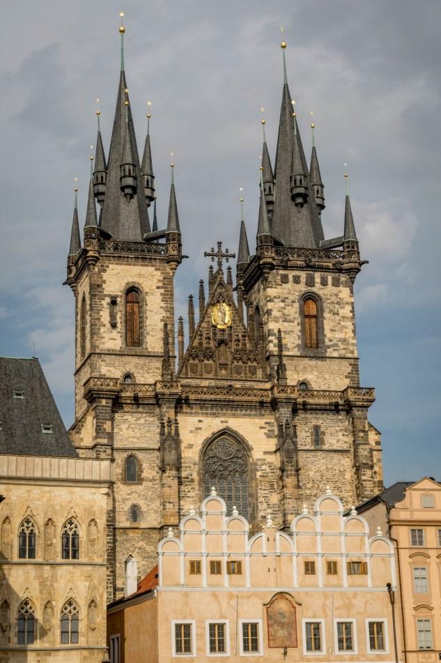 Eglise Notre-Dame de Tyn de Prague