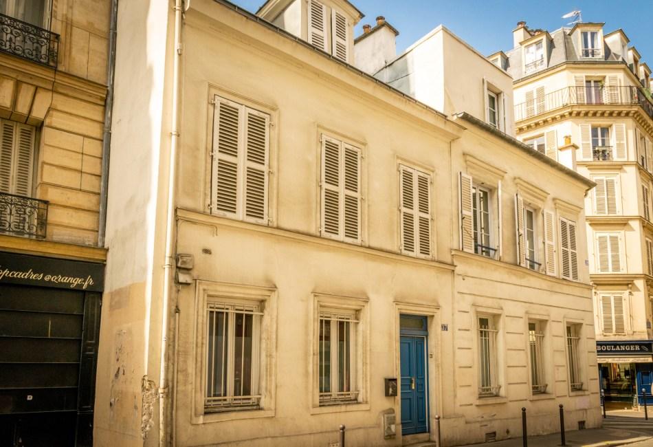 rue des batignolles