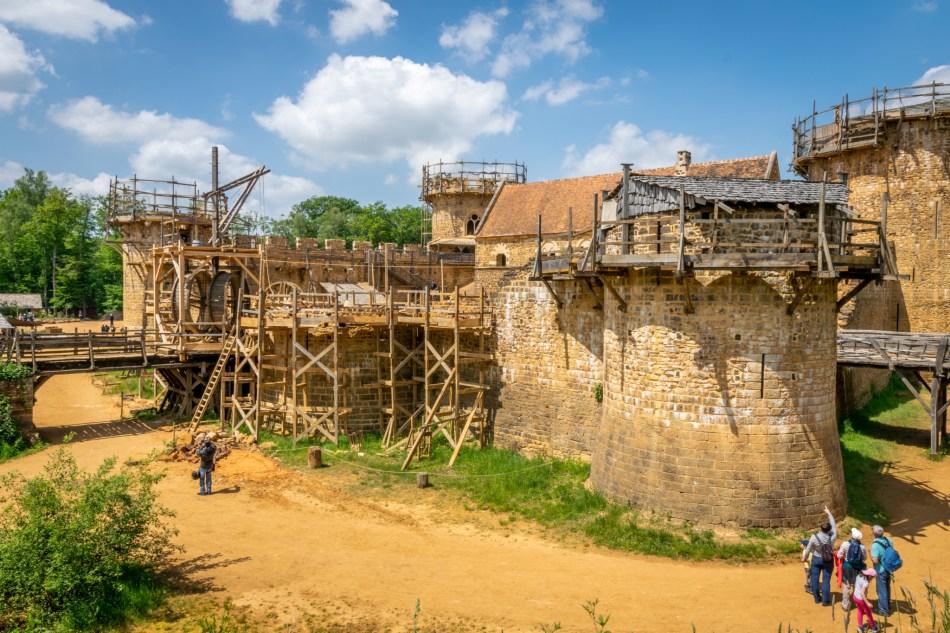 Chateau de Guédelon