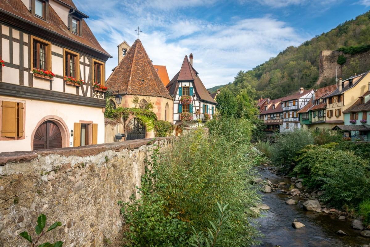 Cinq villages d'Alsace à découvrir