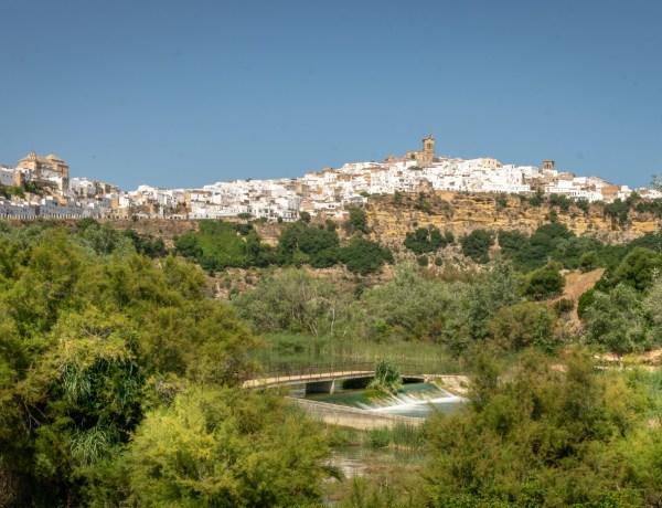 Village blanc Arcos de la Frontera