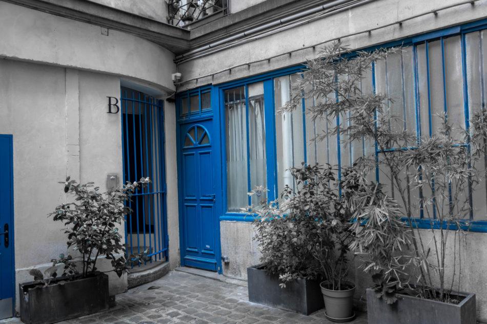 90 rue des Archives