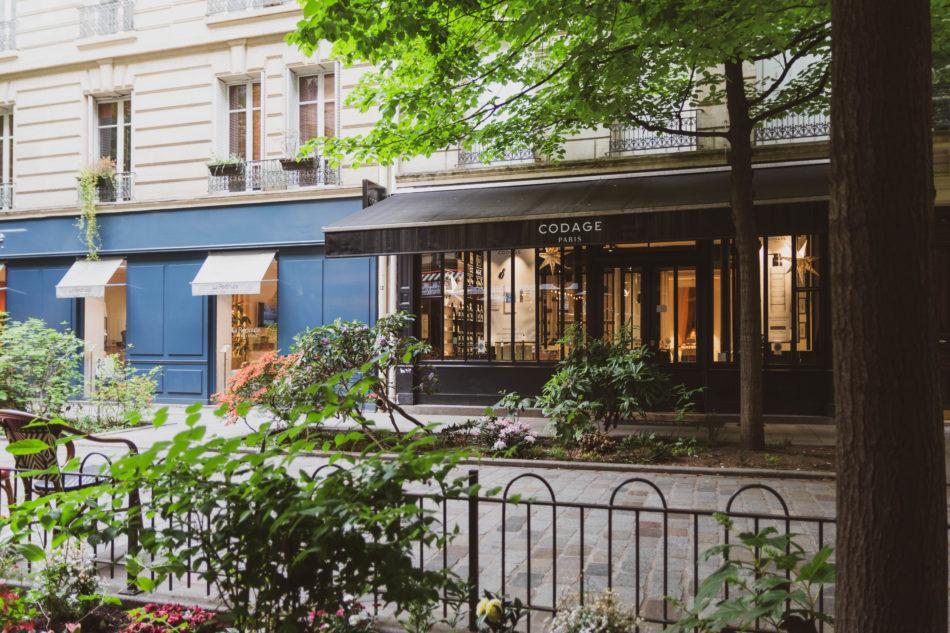 Rue du Trésor Marais Paris