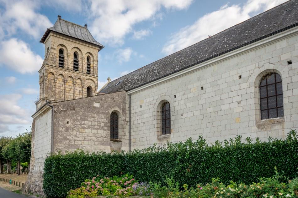 Eglise du Thoureil