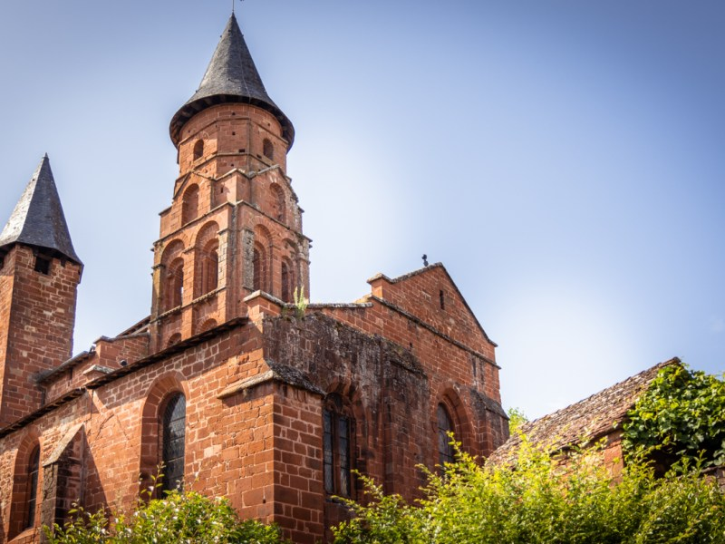 Eglise de Collonges-La-Rouge