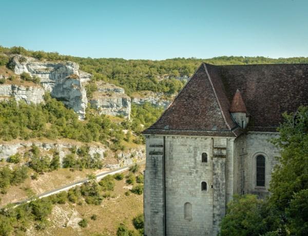 Eglise de Rocamadour