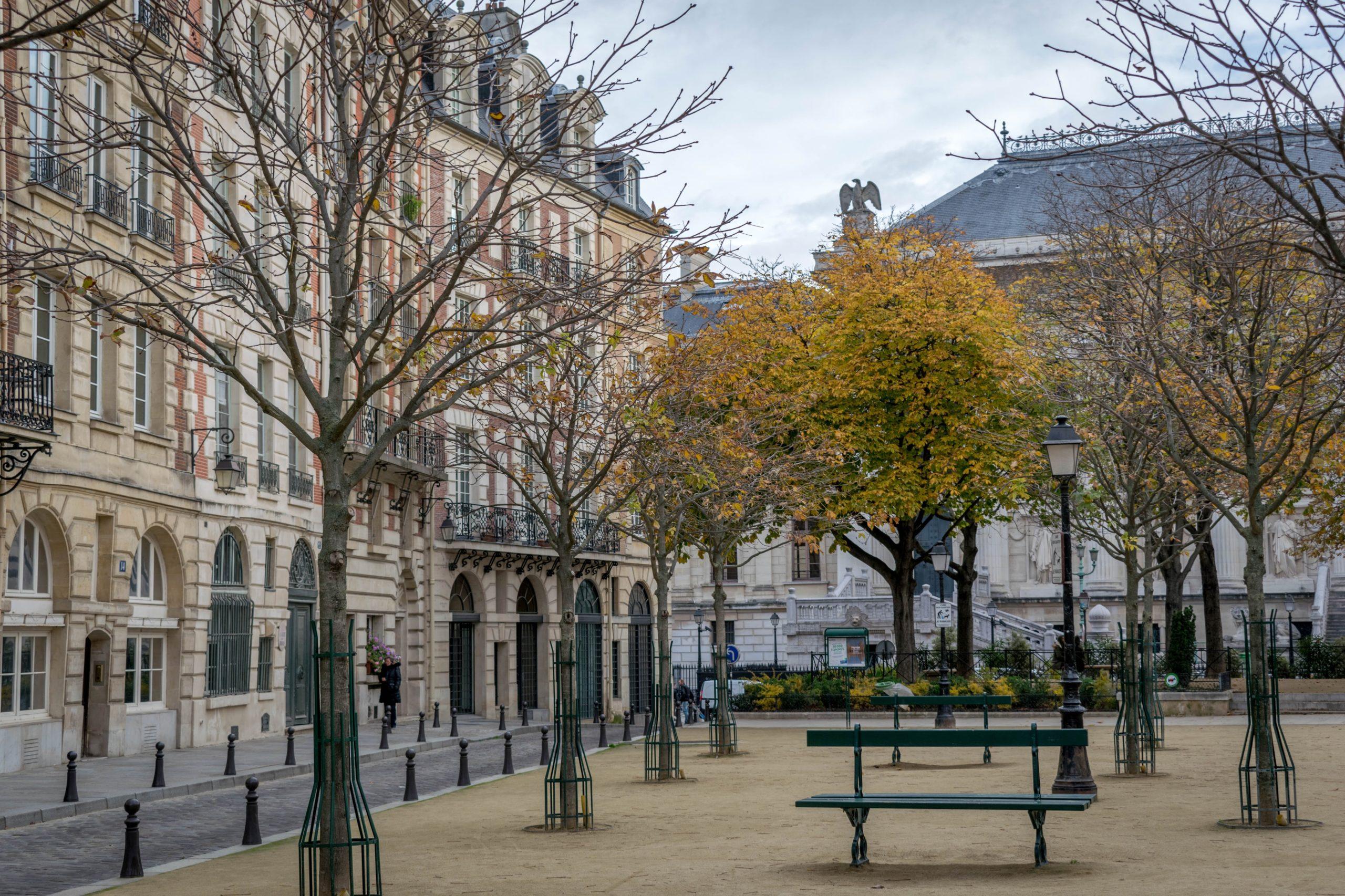 place île de la Cité