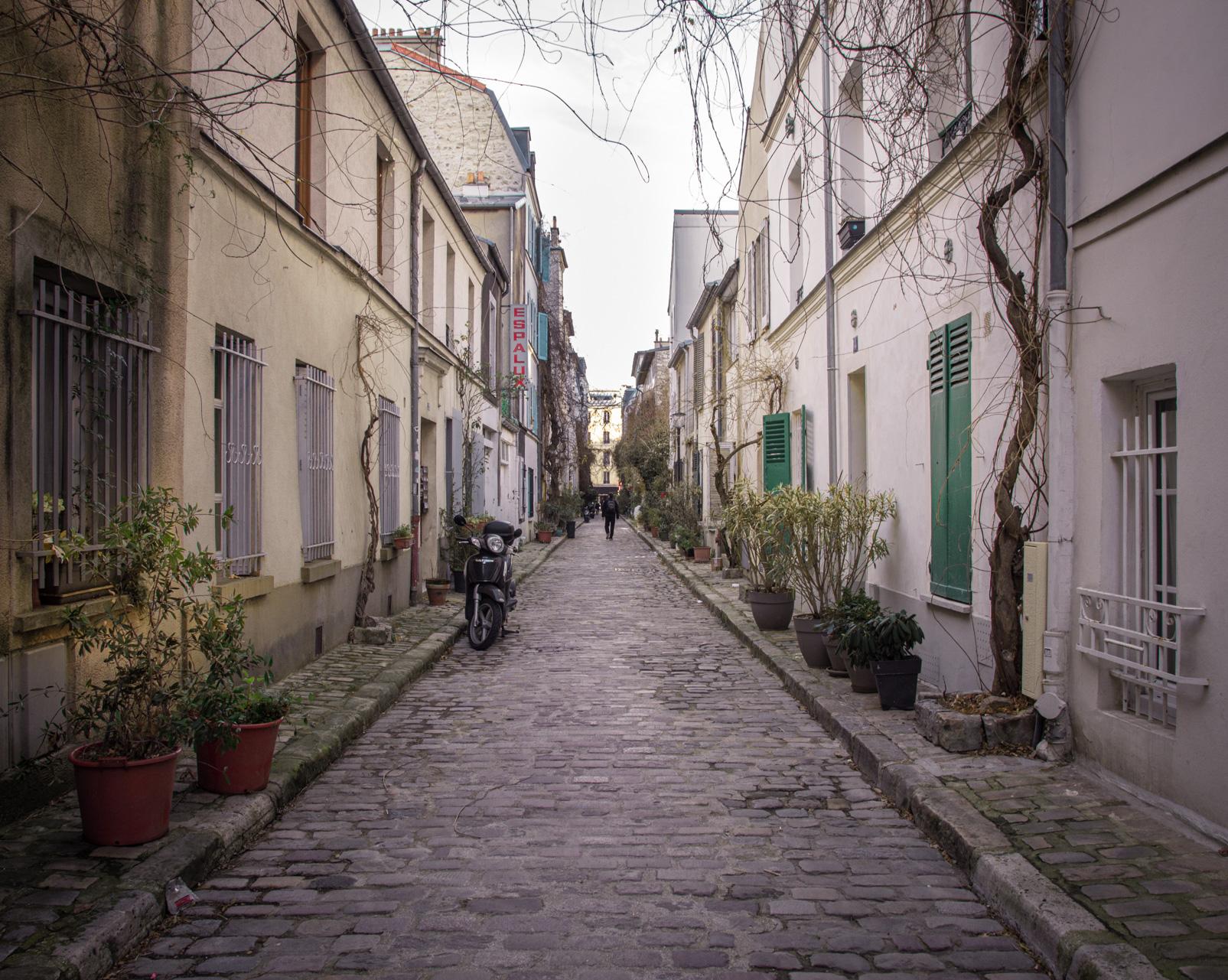 Ruelle de Paris