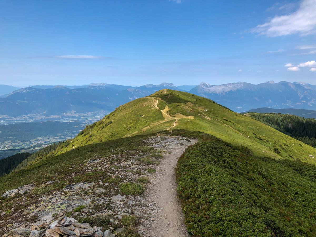 sentier de grandes randonnées