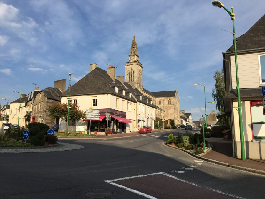 Family Fun Holidays Normandy Self Catering Lettings Percy Town Corner